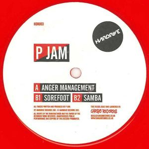 HDR003 - Anger Management - P Jam
